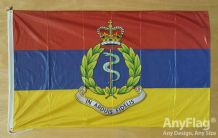 ROYAL ARMY MEDICAL CORPS ANYFLAG RANGE - VARIOUS SIZES